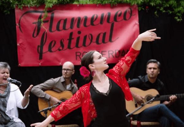 Workshop Flamenco Dansen in Leiden