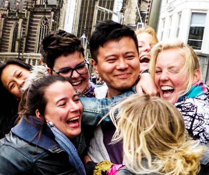 Flashmob Workshop Breda