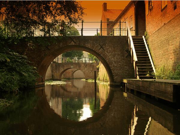 Floating and Walking Diner Den Bosch
