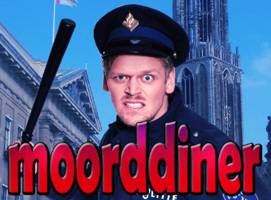 Moorddiner Rotterdam. Moordspel in Rotterdam