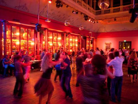Salsa Workshop Alkmaar