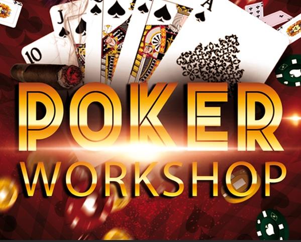 Workshop pokeren Alkmaar