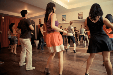 Salsa Workshop Amersfoort