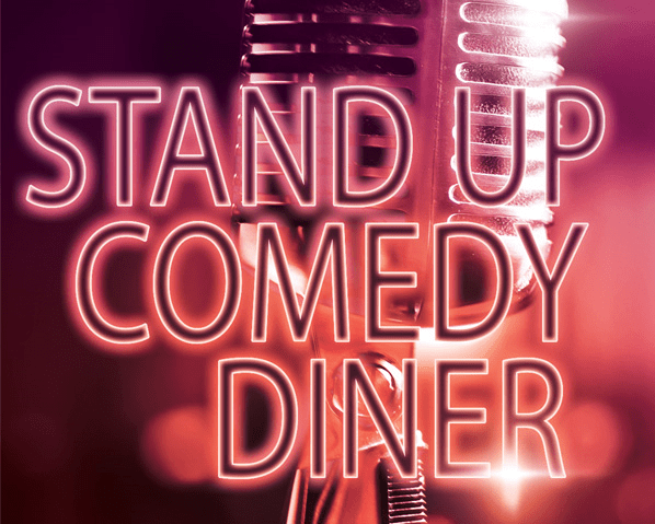 Comedy Diner Rotterdam.