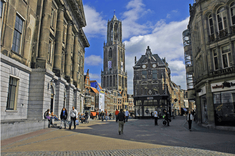 Steptour Utrecht - Steppen in Utrecht