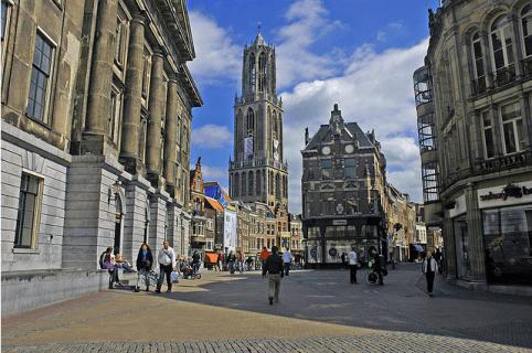 Steptour Utrecht - Steppen in Utrecht