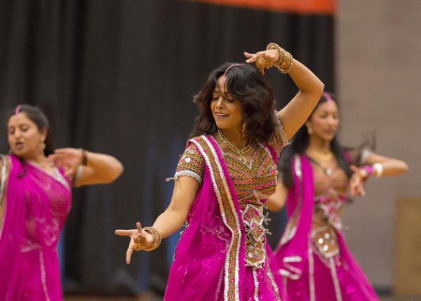 Workshop Bollywood Dansen in Amersfoort