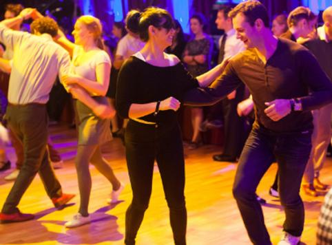 Workshop Disco Dansen Haarlem