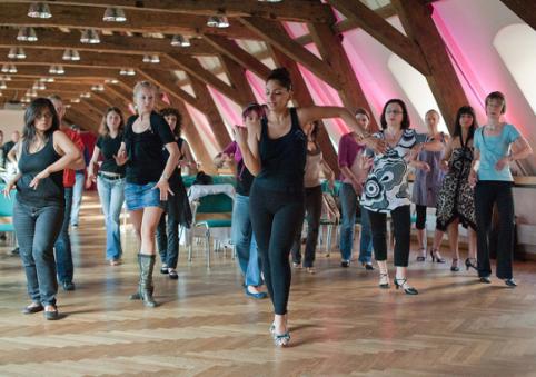 Salsa Workshop Leiden