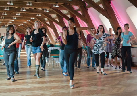 So You Think You Can Dance Workshop Den Bosch