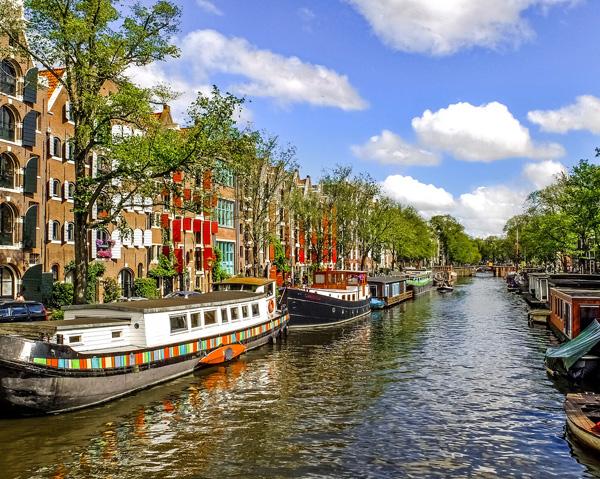 Inschrijftour Amsterdam