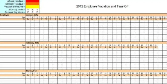Employee Vacation Tracking Template from i1.wp.com