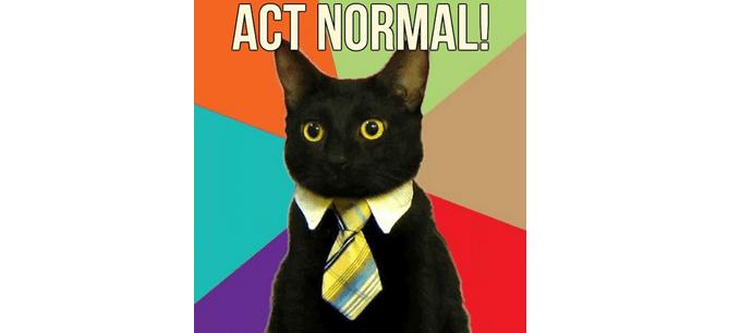 Make it normal