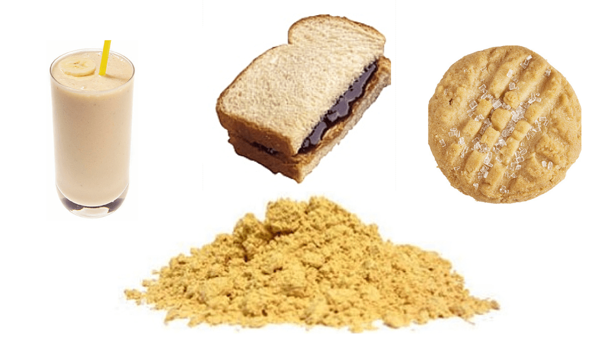31 Uses for PBfit Peanut Butter Powder