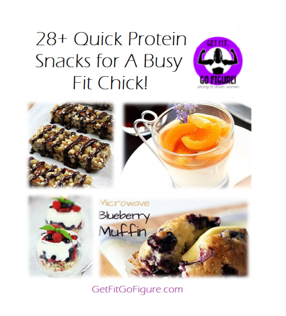 20+ protein snacks for a busy fit chick post