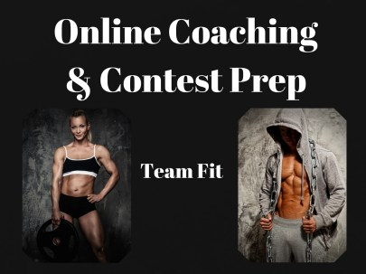 Online Coaching & Contest Prep