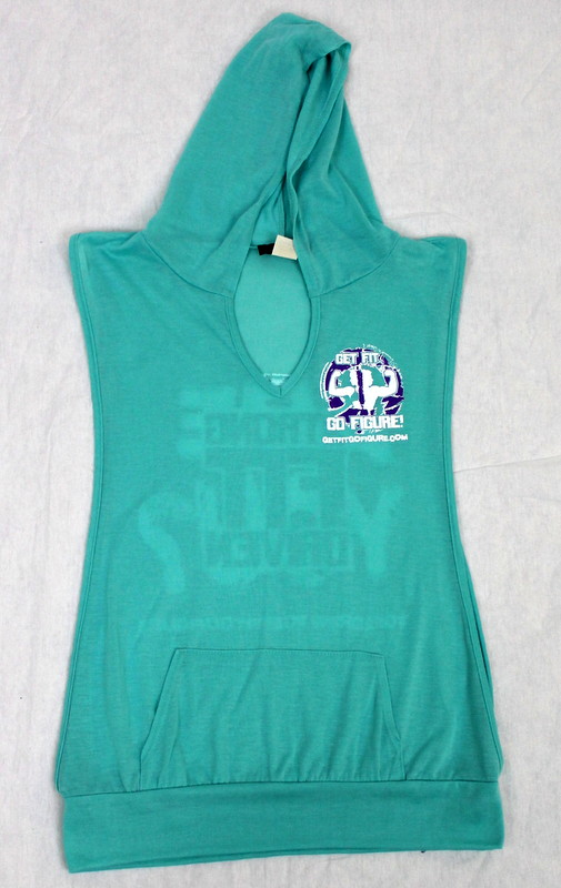 GF2 Open Sided Hoodie Shirt