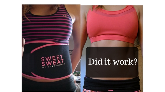 Does the Sweet Sweat Waist Trimmer Work?
