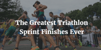 Best Triathlon Finish Ever