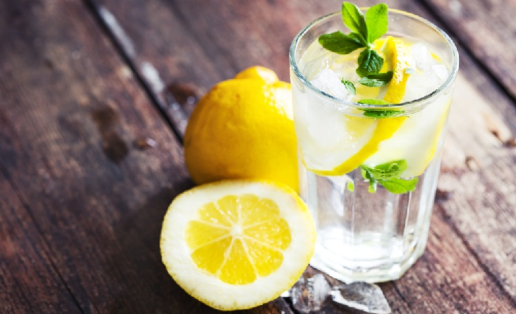 lemon water detox weight loss