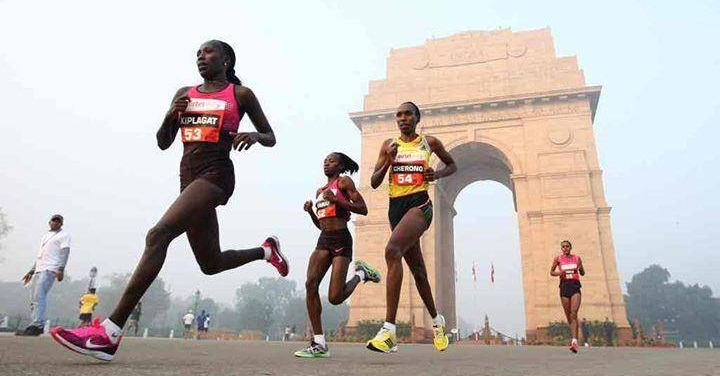Latest Running Events in Delhi