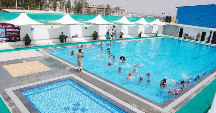 swimming pools in banglore