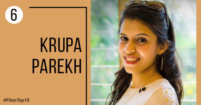 Best dietians in Mumbai - Dietitian Krupa Parekh