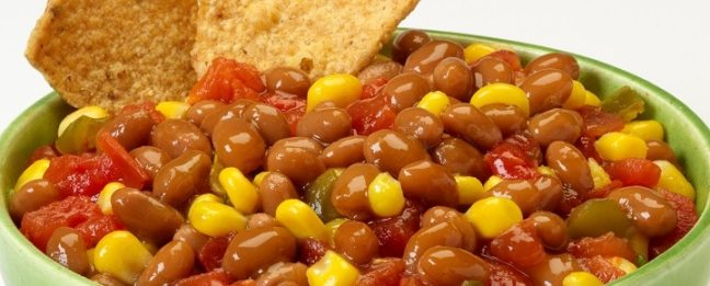 Beans and corns: food combination for weight loss