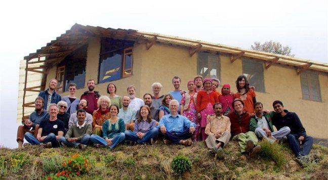The Dharmalaya Institute: wellness destination India