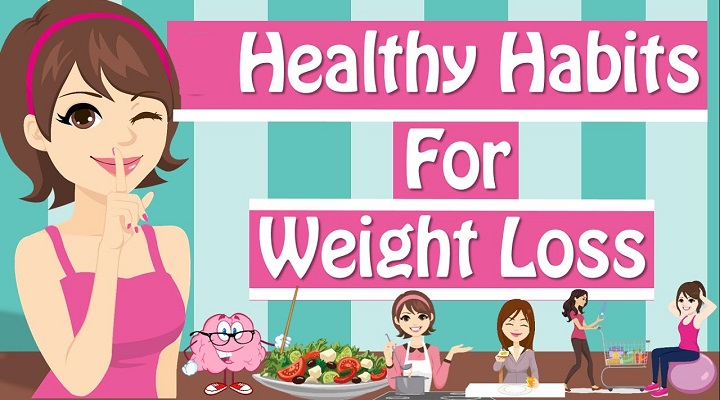 healthy habits for weight loss