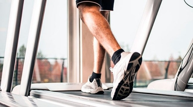 run in treadmill: how to keep running