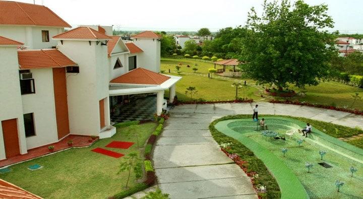 Naturoville Spa, Uttarakhand: weight loss through massage