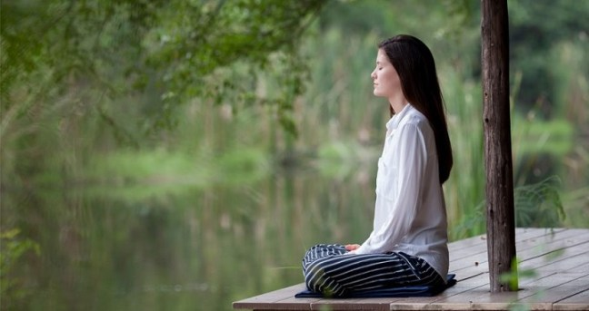 10-15 minutes of meditation: new year resolution