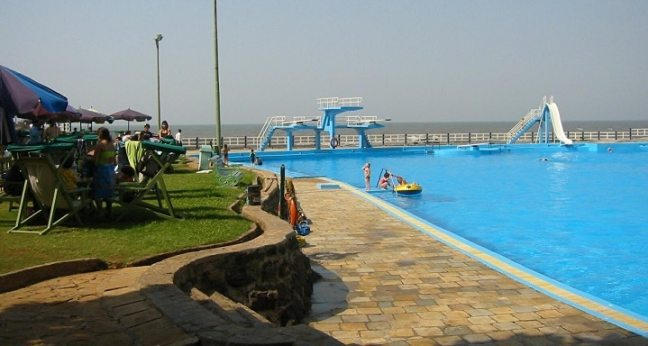 Amarsons Park Breach Candy: swimming pools in south mumbai