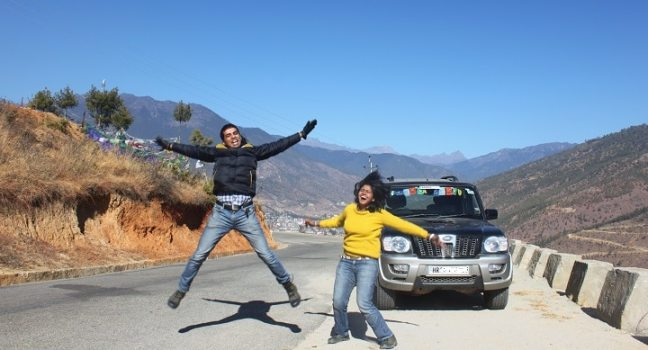 road trip: new year resolution