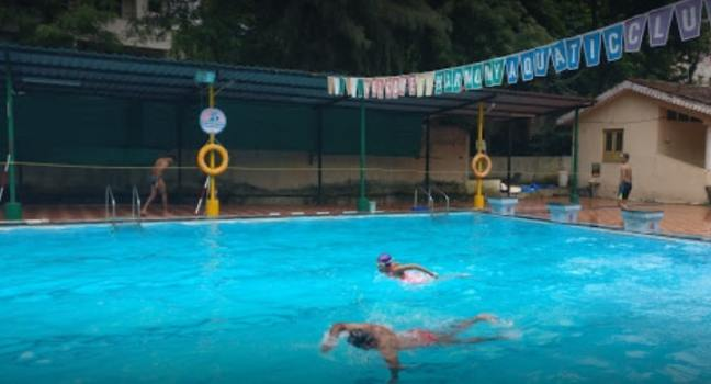 Harmony Aquatic Club: swimming pool in Pune