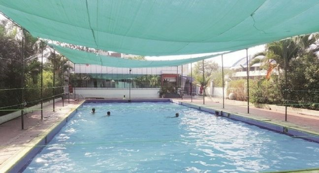 SLTC: swimming pool in Pune
