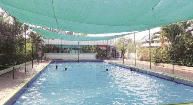 SLTC: swimming pool in Pune