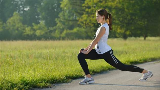 stretches before running: runners to do in new year