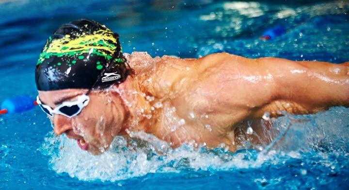 swimming: new year resolution