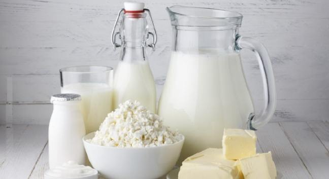 add low fat product: healthy diet