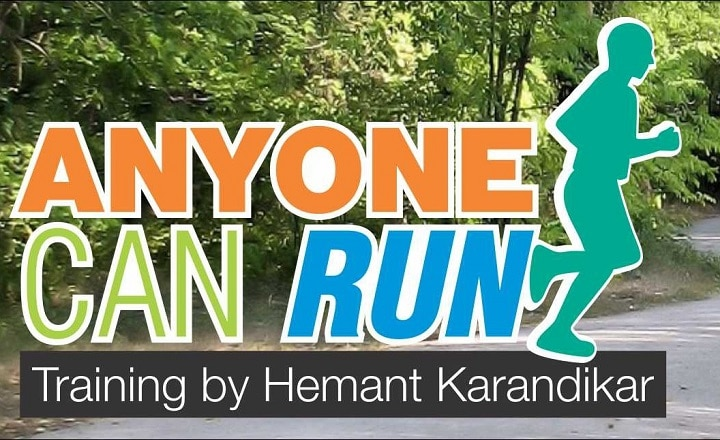 any one can run: running groups in Pune