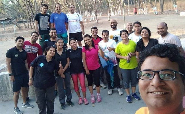 pashan group: running groups in Pune