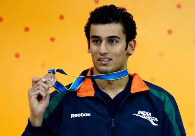 Fastest Indian Swimmer: Virdhawal Khade