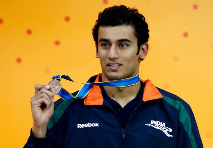 Fastest Indian Swimmer: Virdhawal Khade
