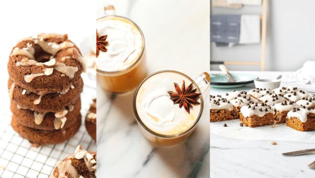 healthy pumpkin recipe ideas