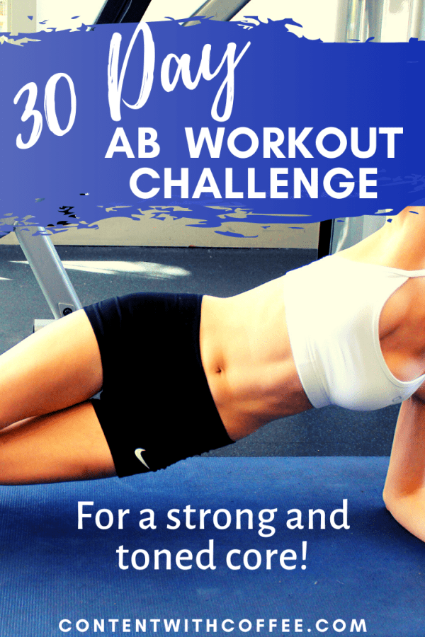 30 Day Ab Challenge That Works