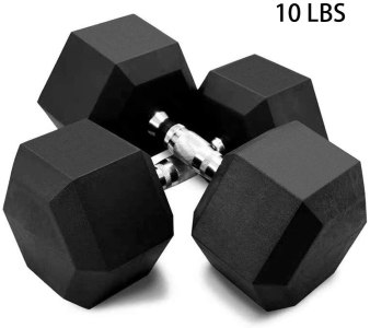 10 lb dumbbells inexpensive home workout equipment