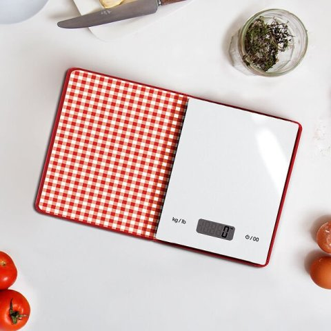 kitchen scale book