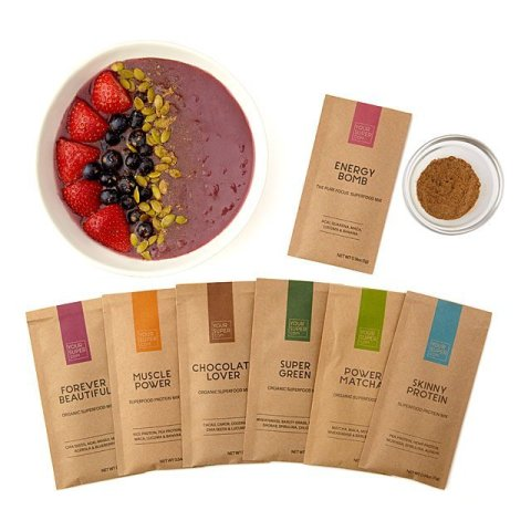 smoothie superfood powders